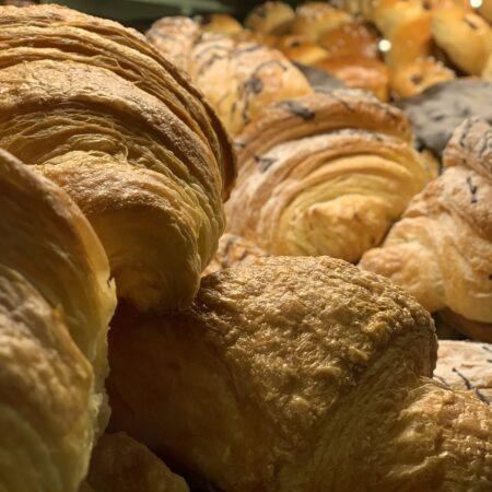Frische Backwaren aus der Bäckerei Weber